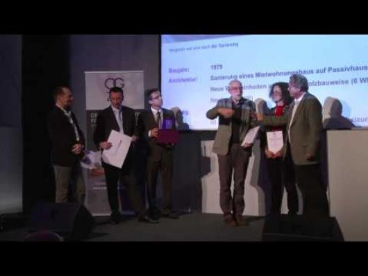Embedded thumbnail for Video: Verleihung ETHOUSE Award 2013